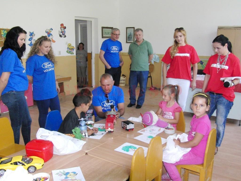 Ford România și Fundația Gazeta de Sud – investiții în educație