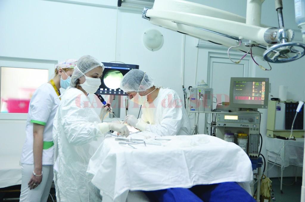 Endoscop ultraperformant oferit Clinicii ORL a Spitalului Clinic Județean de Urgență Craiova