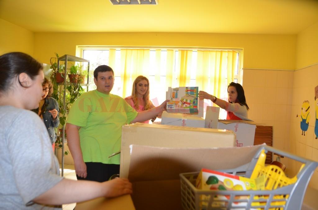 Ajutor pentru copiii cu autism din Oltenia